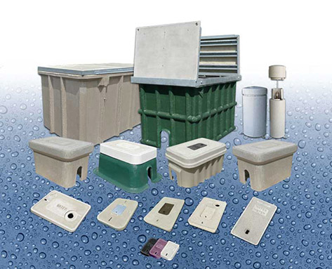 Water Utility Products Armorcast Products